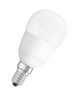 Osram LED Superstar Classic P advanced 6W E14 A+ Blanco cálido lámpara LED | Dodax.es