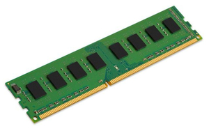 Kingston Technology ValueRAM 4GB DDR3 1600MHz Module 4GB DDR3L 1600MHz memory module | Dodax.co.uk