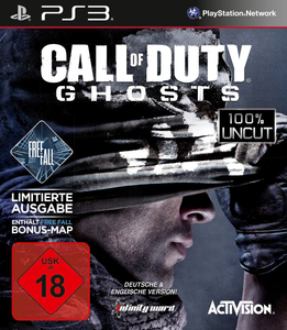 Activision Call of Duty: Ghosts Free Fall | Dodax.nl