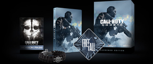 Activision Call of Duty Ghosts Hardened Edition (Xbox360) | Dodax.at