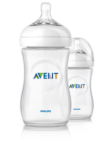Philips AVENT Natural baby bottle SCF693/27 | Dodax.com