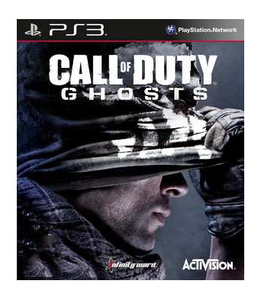 Call of Duty: Ghosts UK Edition - PS3 | Dodax.co.jp