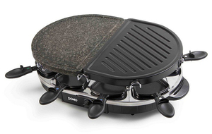 Domo Steingrill Raclette DO9059G | Dodax.ch