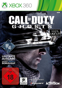 Call of Duty: Ghosts Free Fall Limited Edition 100 % Uncut; German Version - XBox 360 | Dodax.at