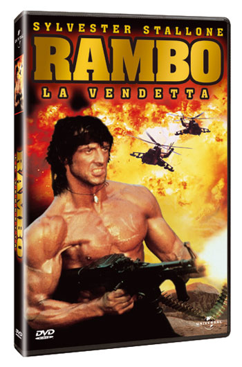 Universal Rambo 2: La Vendetta (1985), DVD | Dodax.it