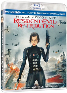 Resident Evil: Retribution (3D+2D) - IT Import | Dodax.de