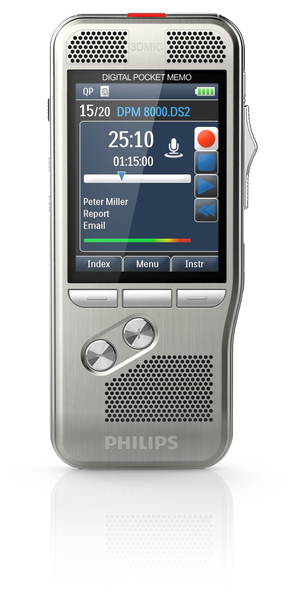 Philips Digital Pocket Memo 8000 | Dodax.ch