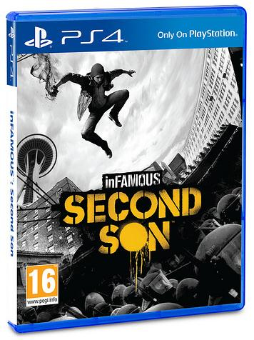 Infamous: Second Son Italian Edition - PS4 | Dodax.es