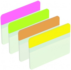 3M Post-it Index Strong flach, 4x6 Tabs | Dodax.at