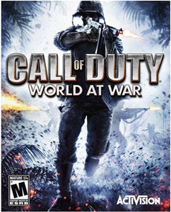Activision Call of Duty: World at War, PC | Dodax.ca