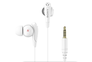 Sony - MDR-NC31EM Digital Noise Cancelling In-ear Headset, White (1279-6826) | Dodax.at