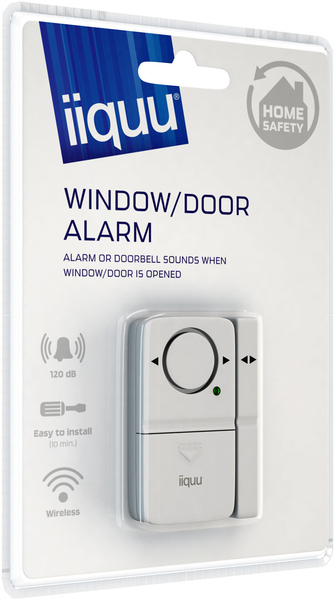 iiquu Window/Door Alarm | Dodax.ch