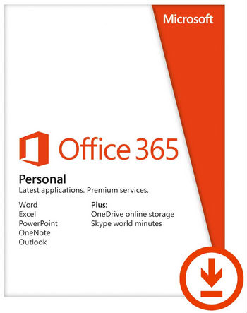 Microsoft - Office 365 (Personal) | Dodax.co.uk