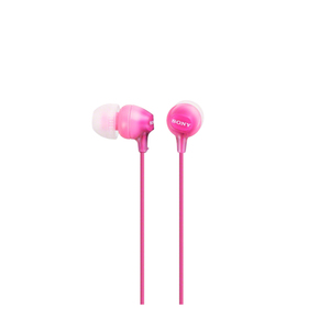 Sony -  Binaural In-ear Headphones, Pink (MDR-EX15APPI) | Dodax.at