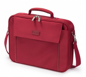 Dicota - Notebook Case BASE 15-17.3  Red (D30917) | Dodax.at