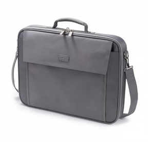 "Dicota - Multi Base Notebook Case 14""-15.6"", Grey (D30918) 