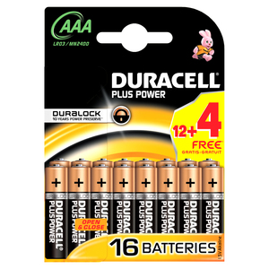 Duracell Plus Power | Dodax.co.uk