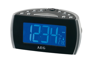 AEG - Radio Portable LCD FM, AM, MW (MRC 4119 P N) | Dodax.at