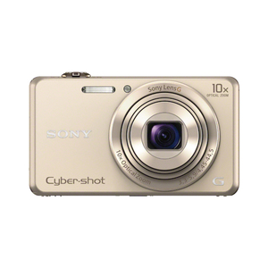 Sony Cyber-shot WX220 Compact Camera with 10x Optical Zoom | Dodax.co.uk