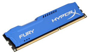HyperX FURY DDR3 4GB 1866MHz, Blue Series | Dodax.ch