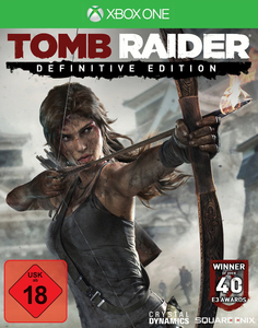 Tomb Raider Definitive Edition; German Version - Xbox One | Dodax.ch
