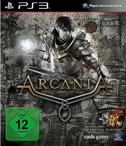 Arcania, The Complete Tale, PS3-Blu-ray Disc | Dodax.de