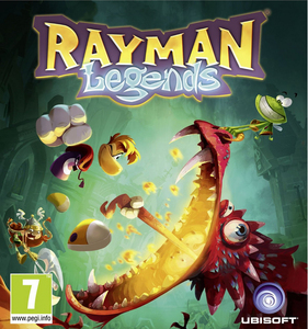 Rayman Legends - Xbox One | Dodax.it