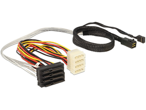 DeLOCK 83390 Serial Attached SCSI (SAS)-Kabel | Dodax.at