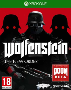 Wolfenstein: The New Order German Edition - XBox One | Dodax.com