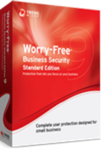 Trend Micro Worry-Free Business Security ST | Dodax.ch