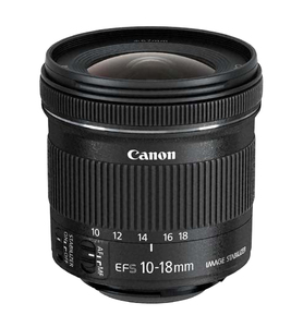 Canon EF-S 10-18mm f 4.5-5.6 IS STM CH | Dodax.at