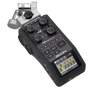 Zoom H6, Mobile WAV/MP3-Recorder | Dodax.ch
