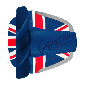 ARCTIC Breeze Country Bleu, Métallique, Rouge, Blanc Ventilateur gadget USB | Dodax.fr