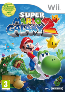 Super Mario Galaxy 2 Nintendo Selects Edition; German Version - Wii | Dodax.de