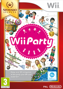 Wii Party Nintendo Selects Edition; German Version - Wii | Dodax.es