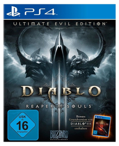 Diablo III: Reaper of Souls (Ultimate Evil Edition) - PS4 | Dodax.ch