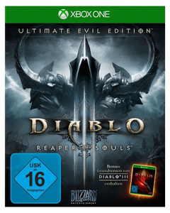 Diablo III (Ultimate Evil Edition) - XBox One | Dodax.ch