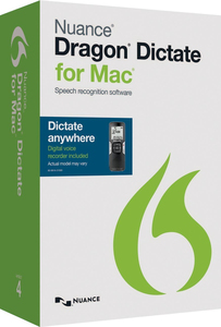 Nuance Dragon Dictate for Mac 4 Mobile   Dodax.ch