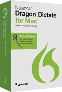 Nuance Dragon Dictate for Mac 4 Wireless   Dodax.ch