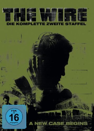 The Wire, 5 DVDs. Staffel.2 | Dodax.at