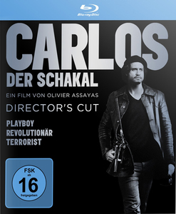 Warner Bros Carlos - Der Schakal Blu-ray 2D German, English, Spanish, French Special/Limited edition | Dodax.co.uk