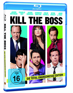 Kill the Boss, 1 Blu-ray | Dodax.ch