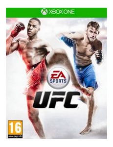 UFC UK Edition - XBox One | Dodax.fr