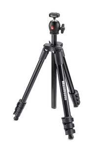 Manfrotto Stativ Compact Light schwarz | Dodax.ch