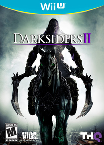 Darksiders II German Edition - Wii U | Dodax.com