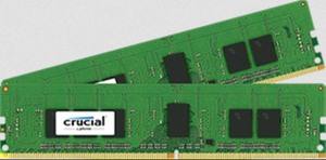 Crucial 8GB DDR4-2133 | Dodax.co.uk