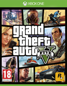 GTA V Italian Edition - XBox One | Dodax.it