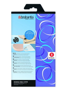 Brabantia - Ironing Board Cover, Cotton, Size B (101502) | Dodax.com