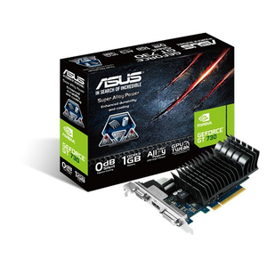 ASUS 90YV06P1-M0NA00 NVIDIA GeForce GT 730 1GB Grafikkarte | Dodax.at