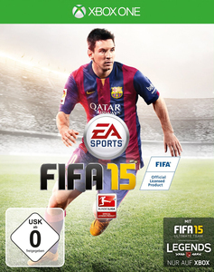 FIFA 15 - Xbox One | Dodax.at